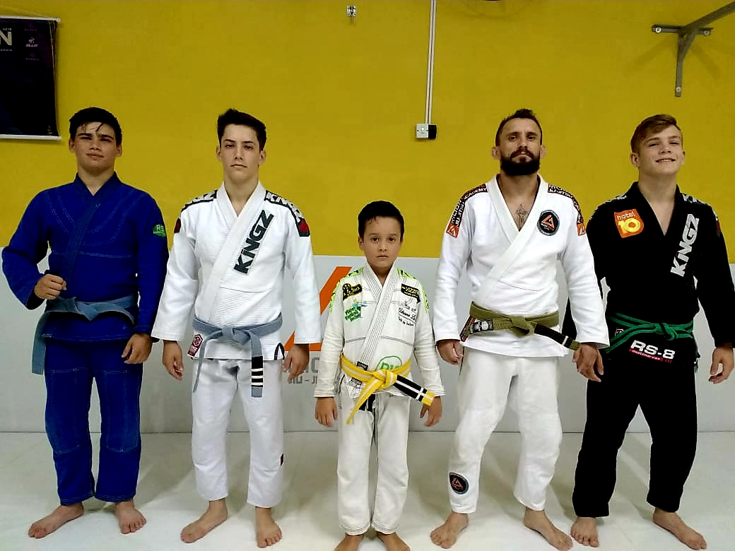 Atletas joinvilenses participam de Campeonato Brasileiro de Jiu-jitsu em São Paulo